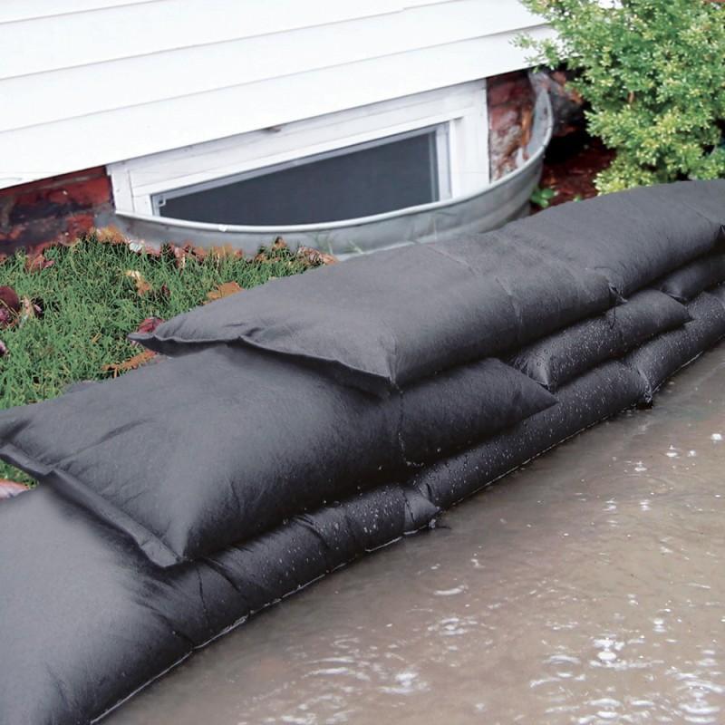 6 sacs anti inondations quickdam. Black Bedroom Furniture Sets. Home Design Ideas