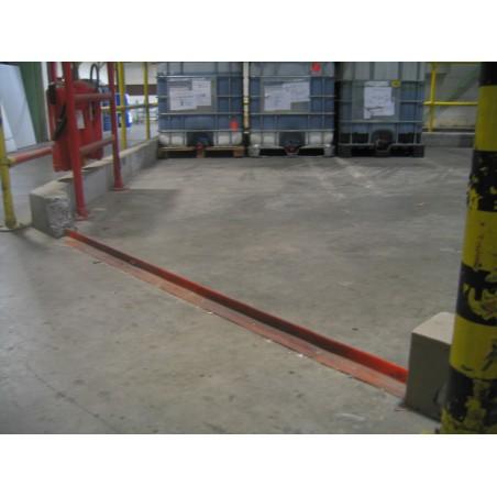 Eco-barrière anti-ruissellement