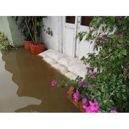 10 sacs anti-inondations Floodsax
