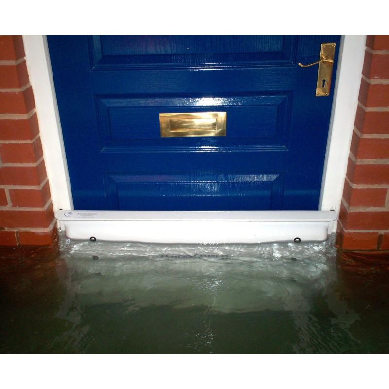 Bouclier anti inondations