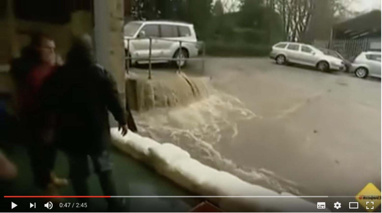 Vidéo de présentation Floodsax